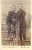 Trygve and Peter Wilhelm