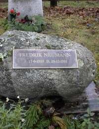 Fredrik Wilhelm Neumann