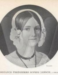 Constance Fredrikke Sofie Neumann